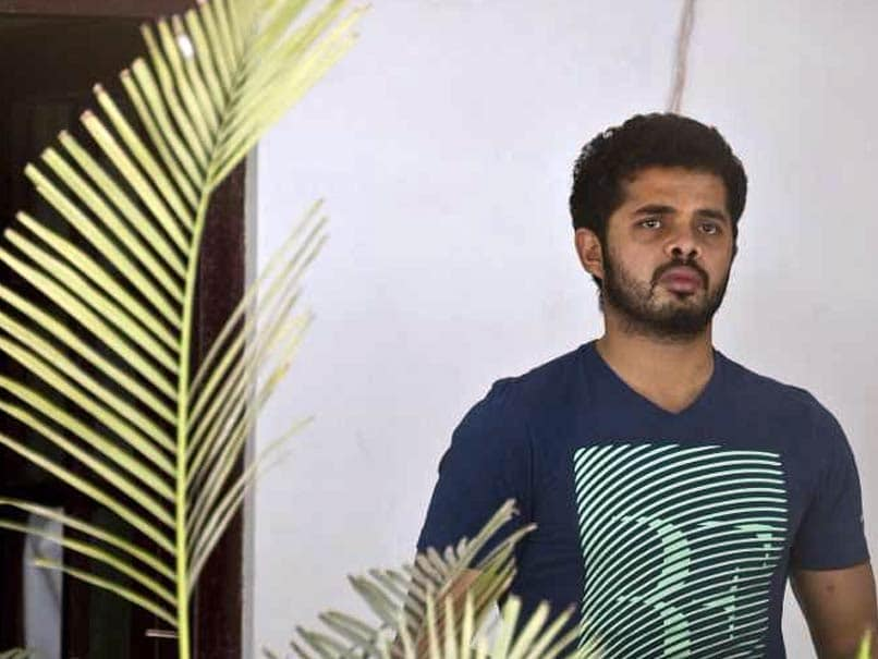 S Sreesanth To NDTV: Want To Play Tests Again, Have 3-4 Years Of Cricket Left In Me