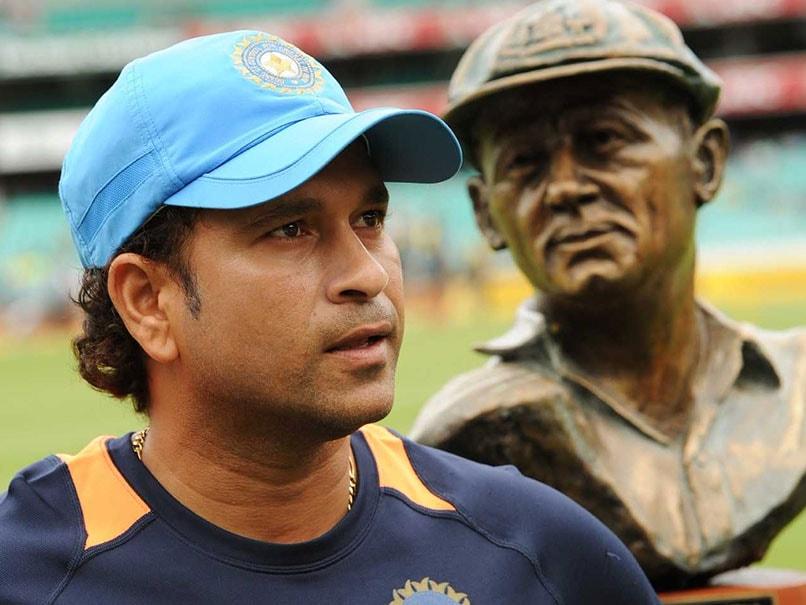 Sachin Tendulkar Remembers Don Bradman On Special Occasion