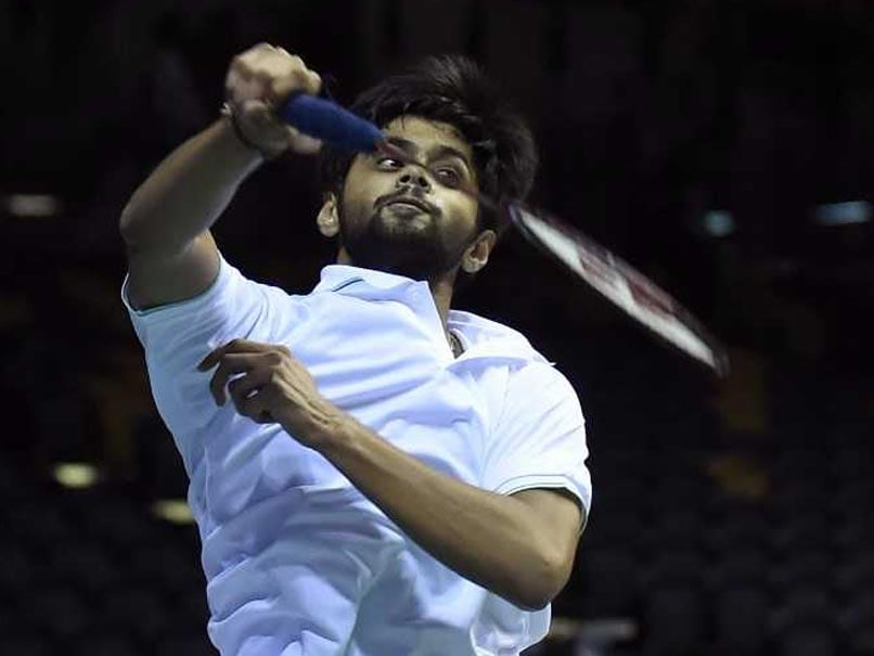 World Championships: B Sai Praneeth Starts Campaign With Straight-Game Win