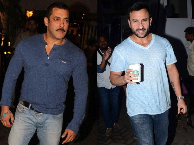 What Saif Ali Khan Said About Salman Khan Taking His Place In Race 3