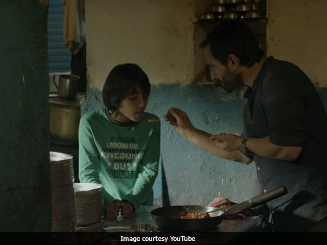 Chef Trailer: Saif Ali Khan Cooks Up Exciting Flavours