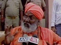 BJP MP Sakshi Maharaj Wishes Kuldeep Sengar After Denouncing Attack On Rape Survivor
