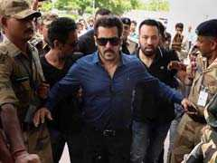 Actor Salman Khan Signs Bail Bond In Jodhpur Court In Arms Act Case