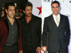 Shah Rukh Khan, Salman Khan, Akshay Kumar On Forbes' Highest Paid Actors List. Aamir Khan? Nope
