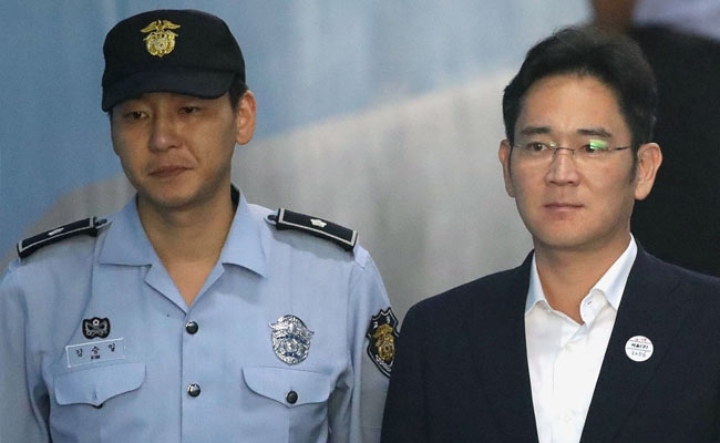 Samsung Chief Gave Bribe To Win President's Support, Rules South Korean Court
