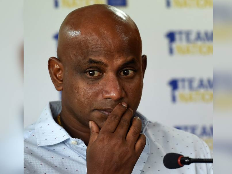 Sri Lankan Selection Committee Headed By Sanath Jayasuriya Resigns