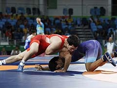 World Wrestling Championships: Sandeep Tomar Loses Out On Chance To Play Bronze-Medal Round