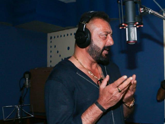 Ganesh Chaturthi: Sanjay Dutt Records A Ganesh Aarti For Bhoomi