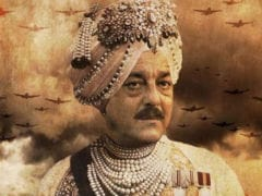 Seen Sanjay Dutt's Royal Look In <i>The Good Maharaja</i> Yet?