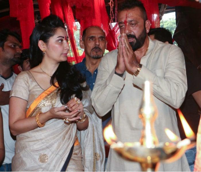 sanjay dutt maanyata ndtv