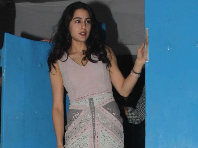 Keeping Up With Sara Ali Khan