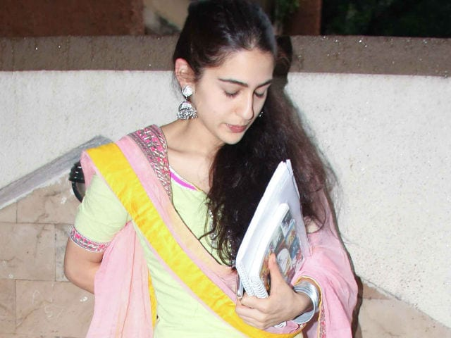 Here's When Sara Ali Khan Will Begin Filming Kedarnath