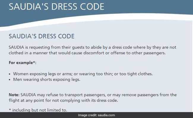 saudia airlines dress code 650