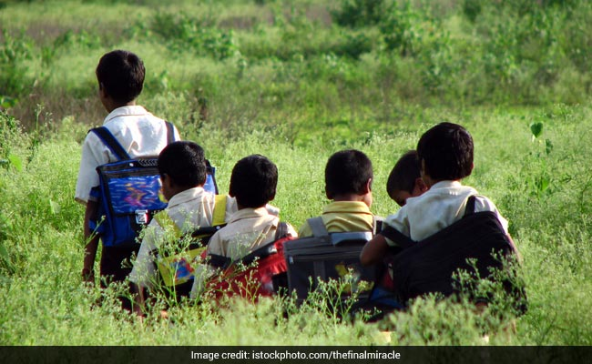 Uttar Pradesh Government Claims 10 Lakh Enrollments, Mulls Changes To Primary School Syllabus