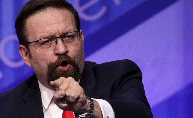 Sebastian Gorka, A Donald Trump Adviser And Steve Bannon Ally, Is Out