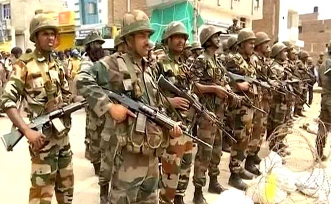 Dera Followers Deposit Weapons With Police