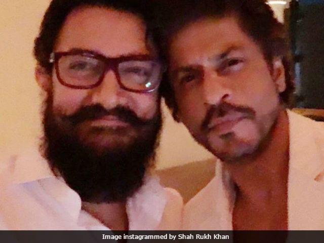 Shah Rukh Khan's Jab Harry Met Sejal 'Will Rock.' Aamir Khan Is 'Sure'