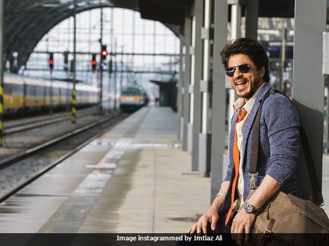 Shah Rukh Khan And Indian Railways, A Safar Made-In-Bollywood