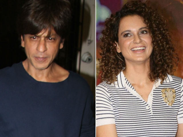 Shah Rukh Khan On A Possible Film With Kangana Ranaut: It'll Be Wonderful
