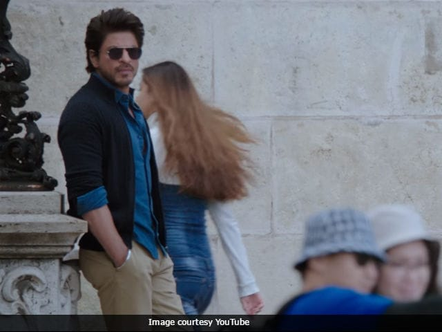 Shah Rukh Khan Says He Is 'Old-Fashioned About Relationships'