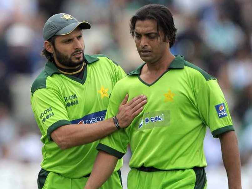 Shahid Afridi's Whirlwind Century Leaves Shoaib Akhtar In