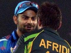 पाकिस्तान के पूर्व कप्तान शाहिद अफरीदी ने इस बात के लिए विराट कोहली को दिया धन्यवाद