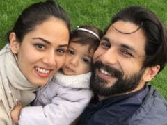 On Shahid Kapoor's Daughter Misha's First Birthday, Her Cute Pics Shared By The Doting Dad