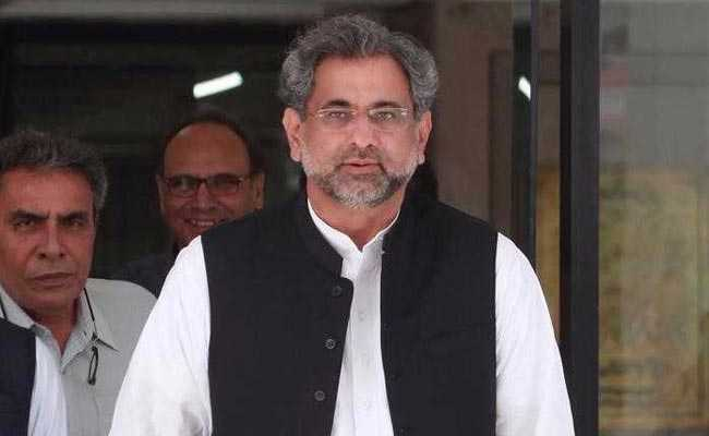 Pakistan's New PM Shahid Khaqan Abbasi Consults With Ousted Boss Nawaz Sharif On Cabinet