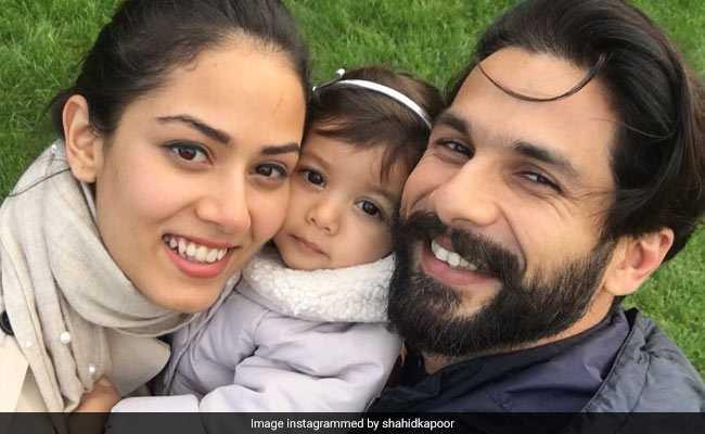 आराध्या बच्चन के बाद शाहिद कपूर की बेटी ने किया वही काम, मिल गई मम्मी से Lollypop