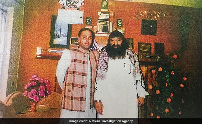 shahid ul islam with salahuddin ndtv
