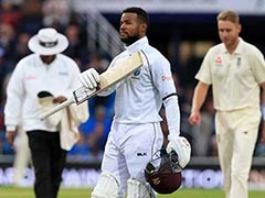 2nd Test: Shai Hope Guides West Indies To Stunning Win Over England