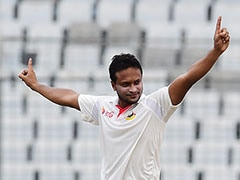 Bangladesh's Shakib Al Hasan Asks For Break From Tests