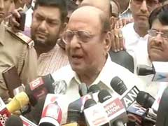 'Didn't Vote For Ahmed Patel, He Is Losing,' Says Shankersinh Vaghela