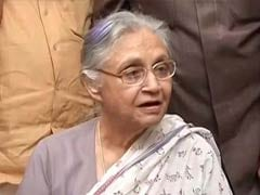 Delhi Bureaucrats Among The Best: Sheila Dikshit's Rejoinder To Arvind Kejriwal
