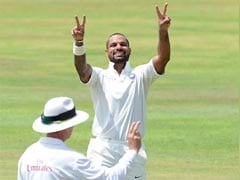 India vs Sri Lanka: Middle Order Falters After Shikhar Dhawan Ton As India Reach 329/6 On Day 1