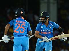 Highlights, India vs Sri Lanka, 1st ODI: Dhawan, Kohli Star In India's Resounding Win Over Sri Lanka