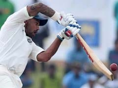 Highlights, India vs Sri Lanka, 3rd Test, Day 1: Shikhar Dhawan's Century Propels India On Day 1