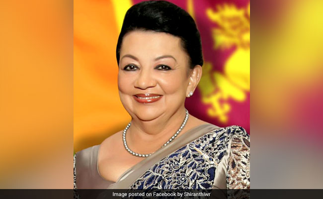 Sri Lanka's Former First Lady Questioned Over Rugby Player Murder