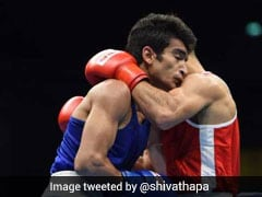 World Boxing Championships: Unwell Shiva Thapa Bows Out Without Stepping Into Ring