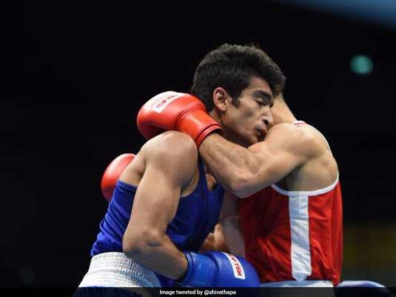Shiva Thapa, Sarita Devi Enter Semi-Final Of India Open