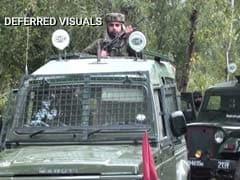 Army Major, Jawan Killed In Gunbattle With Terrorists in Kashmir's Shopian