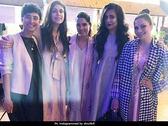 Meet The 'Housewives Of Mumbai' In This Pic
