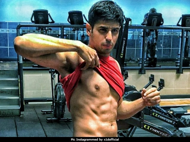 Sidharth Malhotra unhappy with A Gentleman? Here's his reply