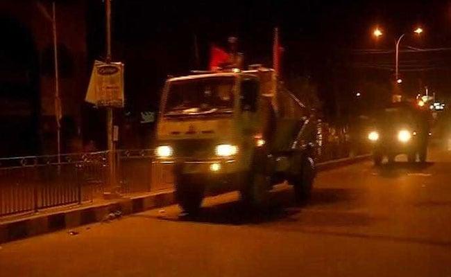डेरा समर्थकों की हिंसा के बाद सिरसा का हाल