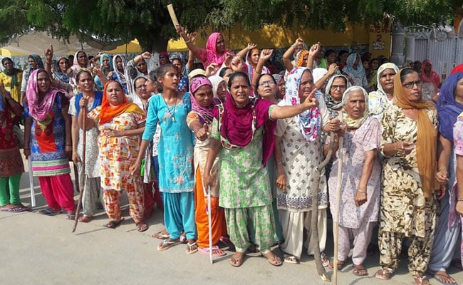 Ram Rahim Guilty Of Rape, Violence Erupts Near Court