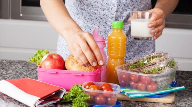 Kids Skipping Brekky May Miss Out On 'Key Nutrients'