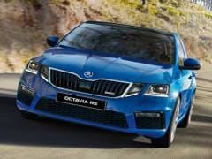 Skoda Octavia RS: Price Expectation In India