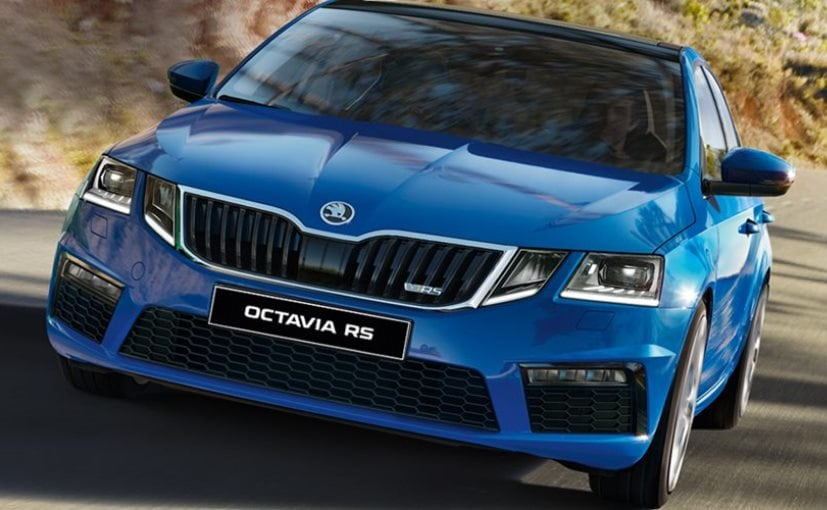 The Skoda Octavia RS will be the most powerful model from the carmaker in India