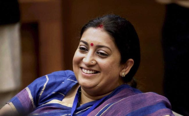 Delhi High Court Revokes Summons Against Smriti Irani In Defamation Case