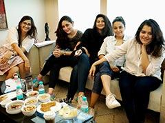 करीना कपूर खान के शेप में आते ही शुरू हो गया 'वीरे दी वेडिंग' पर काम
